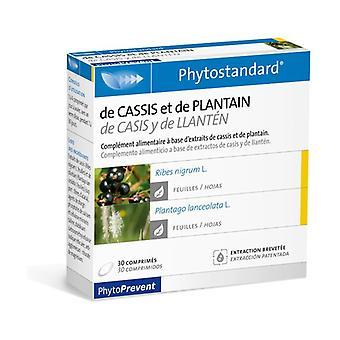 Phytostandard Casis and Llanten 30 tablets