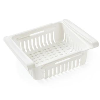 Półka kuchenna, szuflada na lodówkę, płyta z tworzywa sztucznego, uchwyty warstw, przestrzeń