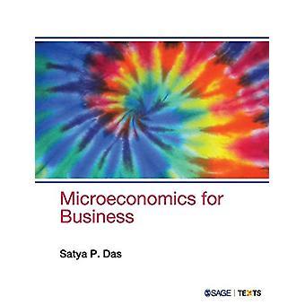 الاقتصاد الجزئي للأعمال التجارية من ساتيا P. داس -- 9780761935926 كتاب
