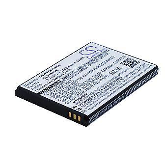 Hotspot-akku Franklin Wireless BLP1800K R722 R774 R775 CS-FWR722SL 1700mA