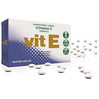 Soria Natural Vitamin E Retard 200 mg 48 Tabletten