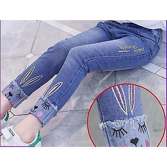 ملابس الأطفال مرونة الخصر عارضة جينز ( مجموعة 1)