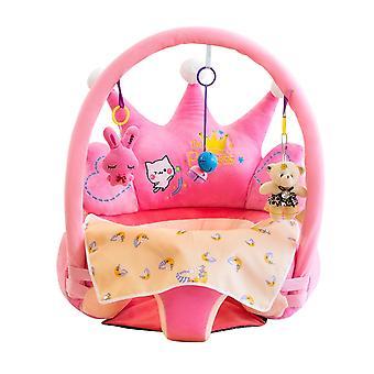 Baby Sofa Cover Krone Cartoon Komfort Schule Sitzbezug