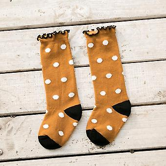 Kids Socks Frilly Edge