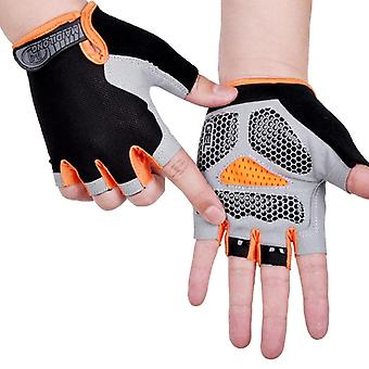 Sports Gym Gloves, Fitness Training Exercise Anti Slip Weight Lifting-gloves