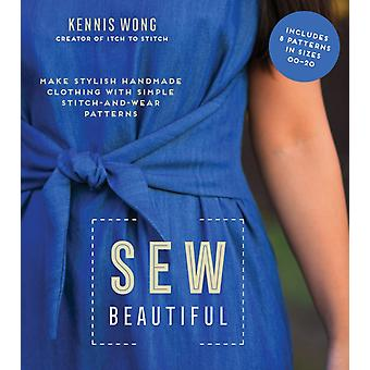 Sew Beautiful by Kennis Wong