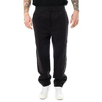 Miesten housut adidas y-3 klassinen suora jalka raidallinen housut fn3383