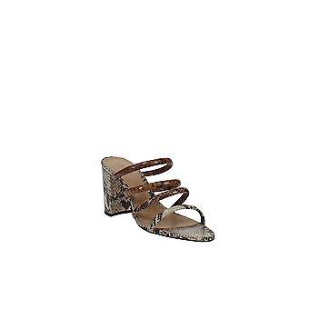 Schutz   Felisa Leather Strappy Heel Sandals