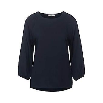 STREET ONE 112 T-Shirt, Dark Blue, 44