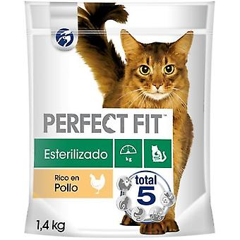 Perfect Fit Food for Sterilized Cats Salmon Flavor (Cats , Cat Food , Dry Food)