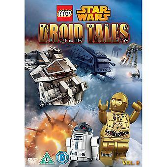 Lego Star Wars Droid Tales Vol 2 DVD