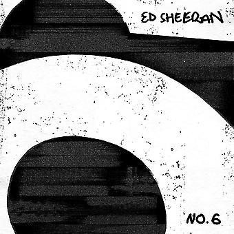 Ed Sheeran - No.6 Collaborations Project CD