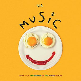 Sia - Music (Songs From And Inspired By The Motion Picture) Vinyl