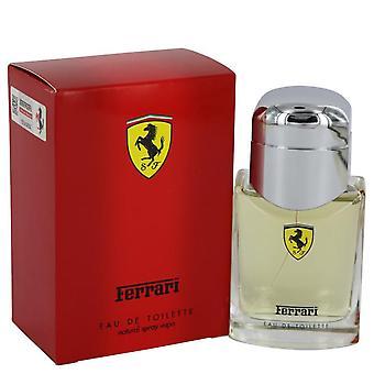 Ferrari red eau de toilette spray by ferrari 413290 38 ml