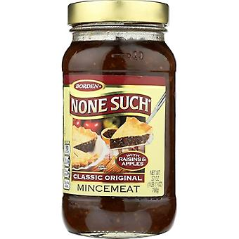 None Such Mincemeat Clsc Orig, Case of 12 X 27 Oz