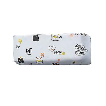 kitten Printed Hanging Air Conditioner Cover Household All-inclusive Dust Cover
