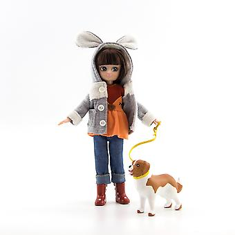 Lottie Doll Walk in the Park Pretend Play Unisex Kids Child Accessories Outfit
