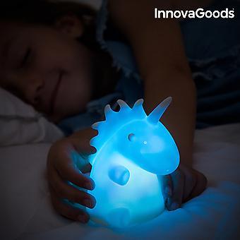 InnovaGoods LEDicorn Multicolor Unicorn Lámpara