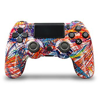 Customized DoubleShock Bluetooth Wireless PS4 Controller, Line