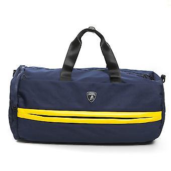 Lamborghini v1 blu navy luggage and travel