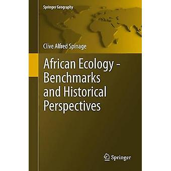 African Ecology by Clive Alfred Spinage