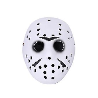 Mask Cosplay Ansigt messing harpiks hjelm spil kostume til mænd Halloween (GROUP3)