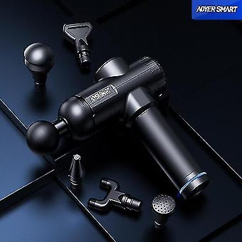 Grenzüberschreitender Direktverkauf elektrische Faszienpistole Muskelmassagegerät Vibrator Fitnessgeräte Massagepistole