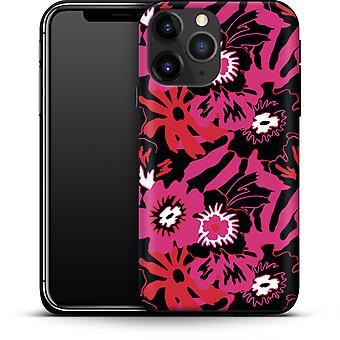 Blume funktioniert nach abtrierbaren Designs Smartphone Premium Case Apple iPhone 12 Mini