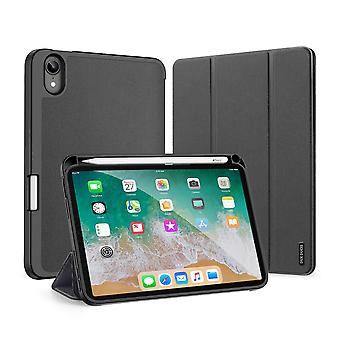 Case For Ipad Mini 6 8.3 2021 Ultra Thin Smart Leather Cover Case With Pencil Holder & Auto Wake Up/sleep - Black