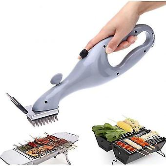 Scrub brushes barbecue grill daddy steam cleaning brush