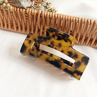 Nordic inspired design eco friendly hair claw clips(48)