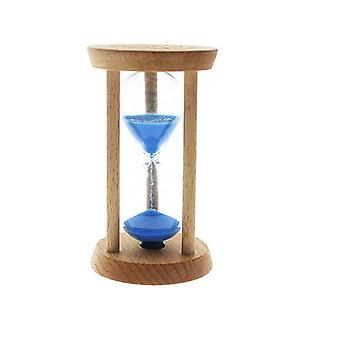Clepsidra din lemn 1 + 3 + 5 + 10 Minute Timer Creative Timer Cultura 4buc