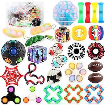 Brinquedo Antistress Brinquedos De Mesa Brinquedos Infantis Brinquedos De Descompresso Bolhas De Presso