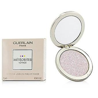 Guerlain Meteorites Voyage Exceptional Compacted Pearls Of Powder Refillable - # 01 Mythic - 11g/0.3oz