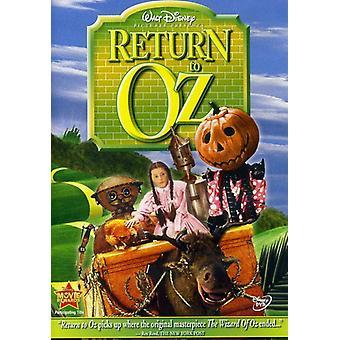 Return to Oz [DVD] USA import