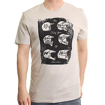 Fox Head  Premium T-Shirt ~ Dusty