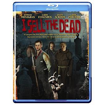 I Sell the Dead [BLU-RAY] USA import