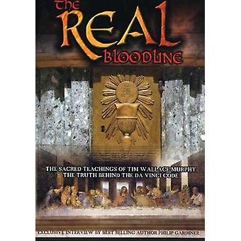 The Real Bloodline [DVD] USA import