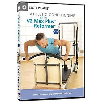 Athletic Conditioning on V2 Max Plus Reformer [DVD] USA import