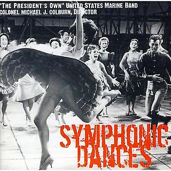 U.S. Marine Band - Symphonic Dances [CD] USA import
