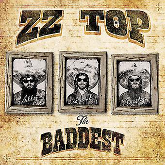 ZZ Top - Baddest importation USA [CD]