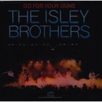 Isley Brothers - Go for Your Guns [CD] USA import