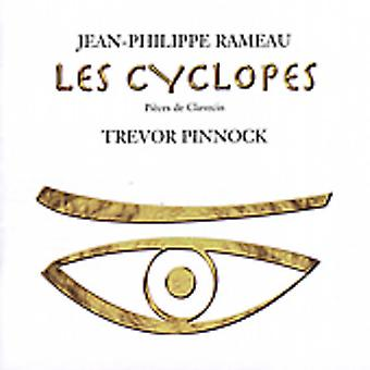 J. Rameau - Rameau: Les Cyclopes - Pi Ces De Clavecin [CD] USA import