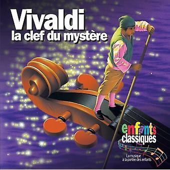 Enfants Classiques - La Clef Du Mystere [CD] USA import