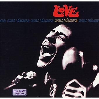 Liefde - daar [CD] USA import