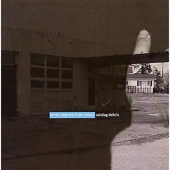 Seven Degrees From Center - Catalog Degree [CD] USA import