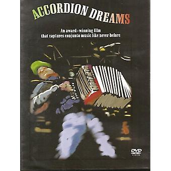 Music Documentary - Accordion Dreams [DVD] USA import