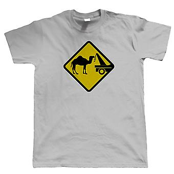 Camel Tow, Mens Funny Offensive T Shirt - Joke Gift for Him Dad Brother