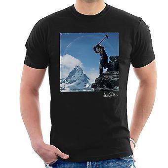 Depeche Mode rakentaminen aika jälleen hiha vaihtoehtoinen Miesten t-paita