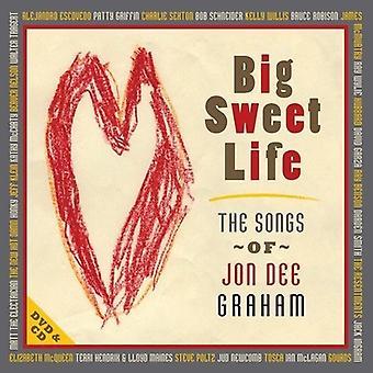 Big Sweet Life-Songs of Jon Dee Graham - Big Sweet Life-Songs of Jon Dee Graham [CD] USA import